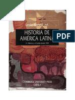 Bethell, Leslie - Historia de America Latina. Tomo XIII....pdf