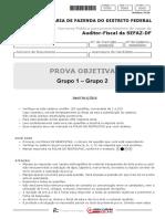 Simulado SEFAZ-DF - COM GABARITO.pdf