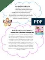 Historia en Preescolar