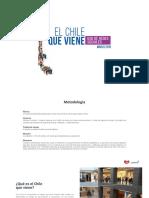 Estudio El Chile Que Viene Redes Sociales