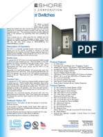 Manual Transfer Switch 1
