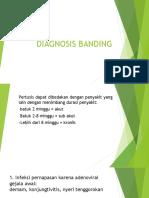 DIAGNOSIS BANDING 7-4-2019.pptx