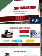 DERECHO TRIBUTARIO COLOMBIANO