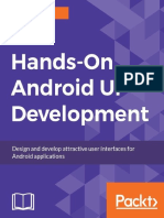 Hands-On Android UI Development - Jason Morris.pdf