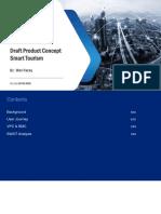 Smart Tourism - Product Concept_25 March 2019