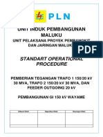 SOP Energize Trafo IBT 2, GIS 150 kV Passo, Trafo Daya dan Feeder Outgoing.docx