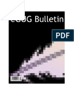 eGUG Bulletin, November 3, 2010