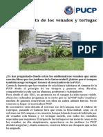La vida secreta de los venados y tortugas PUCP.docx