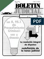 Boletin Judicial_ 5 # 4 of. Jurídicos
