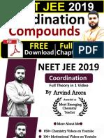 Coordination Compounds Board 1 Shot PDF