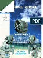 Showfou Ring Blower - Turbo Blower - Oil Mist Collector - BS-BP-BL-BM-BV
