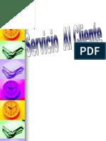 Servicio Al Cliente y Tipos de Clientes