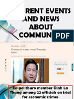 Current Events and News About Communism