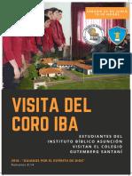 Poster Córo