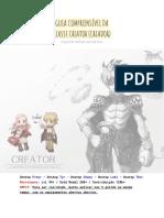 Guia Compreensível Da Classe Creator (Criador)