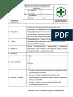 8.2.2.9 Sop PENGAWASAN DAN PENGENDALIAN PENGGUNAAN PSIKOTROPIKA DAN NARKOTIKA.docx