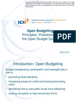 Open Budgeting