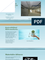 Sostenibilidad hidrosanitaria