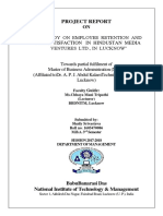 RESEARCH REPORT ON EMPLOYEE RETENTION.docx