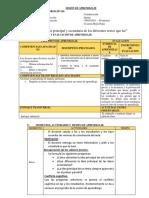 SESIÓN DE APRENDIZAJE IDEAS PRINCIPALES Y SECUNDARIAS.docx