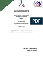 Cuestionarios Unidad 3 IBQ 2A