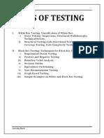 Basics of Software Testing 1
