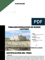 Análisis Urbano Vahia El Ferrol Aaron