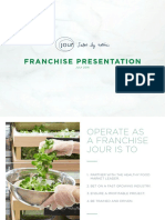 Presentation Franchise ANG