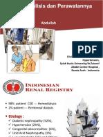 3. Akses Dialisis Dan Perawatannya