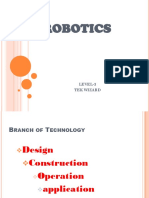Robotics Level 3