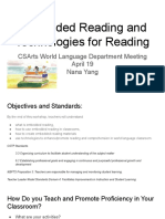 embedded reading and technologies for reading  3