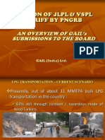 Pngrb-lpg Pipeline Tariff-27 09 2012