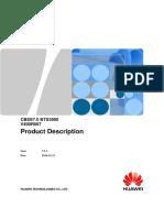 CBSS7 0 BTS3900 V400R007 Product Description (20101231)