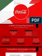 Coca Cola in 2011
