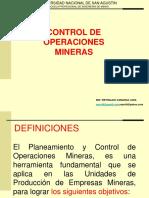 CAPITULO Control de Operaciones