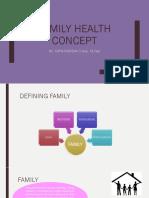 Family Health Concept