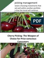 Cherry picking.ppt