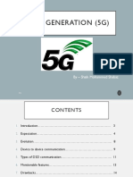 Fifth Generation (5g)