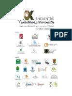 Convocatoria oficial XX Encuentro Iberoamericano de Cementerios Patrimoniales -Málaga 2019