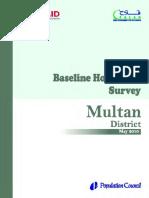 Baseline Household Survey Multan.pdf