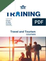 IATA Training Travel Tourism Catalog 2018