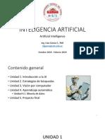 IA- Unidad 1