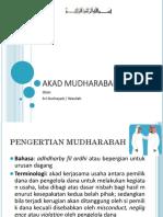 PSAK 105 Akad-Mudharabah