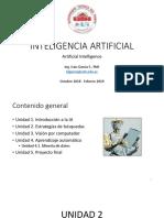IA- Unidad 2