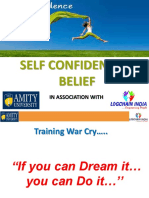 Self Confidence Ppt New