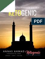ketogenic ramadhan 2019