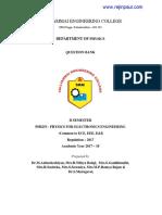 PH8253-Physics for Electronics Engineering