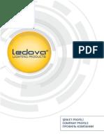 LEDOVA Company Profile 2019