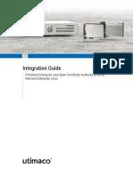 PrimeKey PKI Appliance Operations Manual