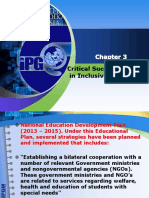Chapter 3 Critical Success Factors in IE